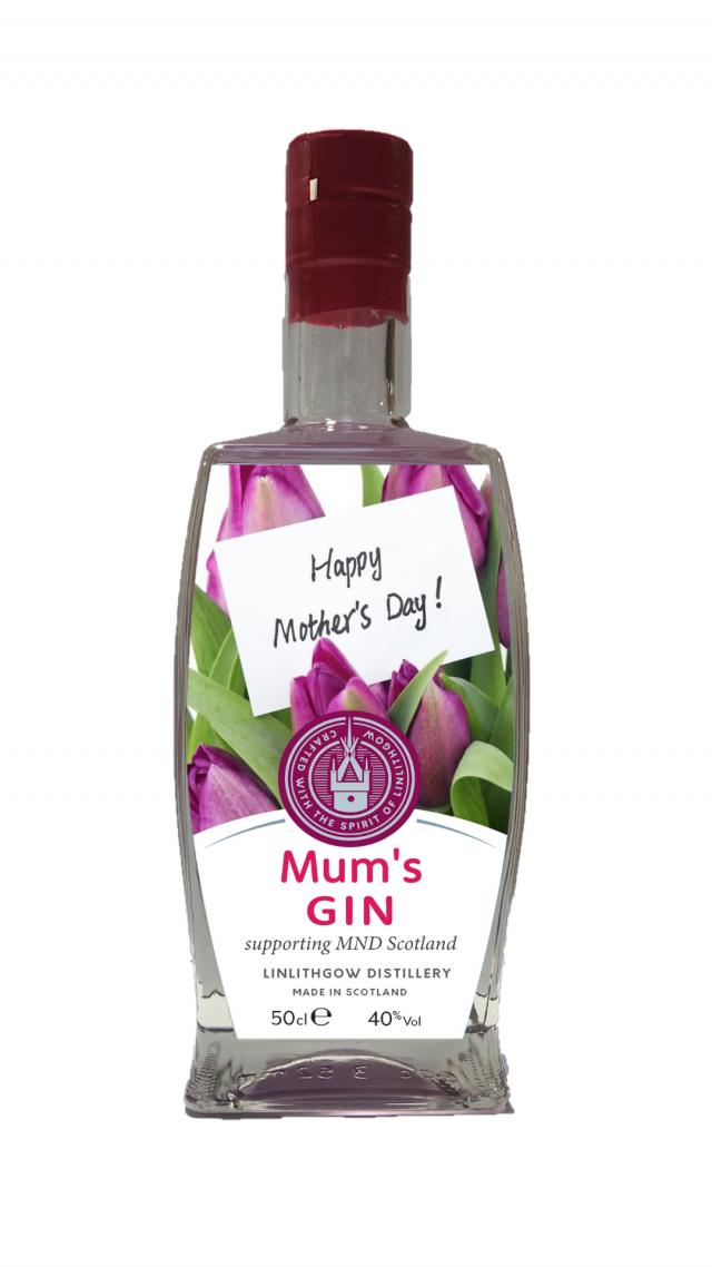 Mum's gin from LinGin